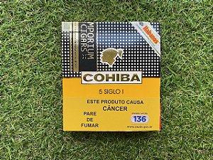 Charuto Cohiba Siglo I - Petaca com 5