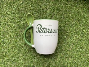 Caneca PipeSmoking360 - Peterson's Verde