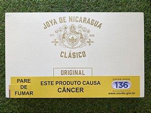 Charuto Joya de Nicaragua Classico Torpedo - Caixa com 25