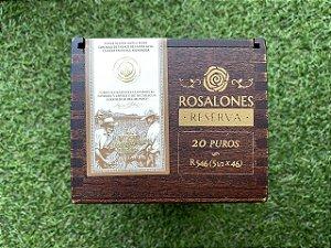 Charuto Joya de Nicaragua Rosalones Reserva RR546 Corona - Caixa com 20