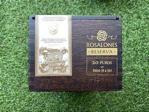 Charuto Joya de Nicaragua Rosalones Reserva R650 Toro - Caixa com 20