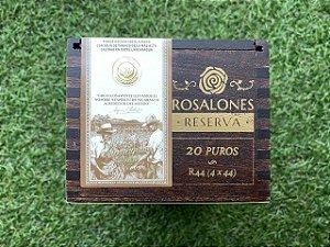Charuto Joya de Nicaragua Rosalones Reserva RR444 Petit Corona - Caixa com 20