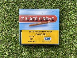 Cigarrilha Café Creme Blue - 10 unidades