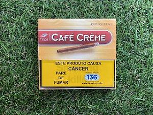 Cigarrilha Café Creme Original - 10 unidades