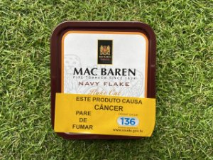 Tabaco Para Cachimbo Mac Baren - Navy Flake
