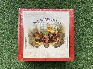 Charuto A J Fernandez New World Oscuro Robusto - Caixa com 21