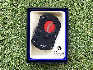 Cortador de Charuto Colibri CUT Black & Red