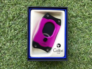 Cortador de Charuto Colibri S-CUT Pink & Black