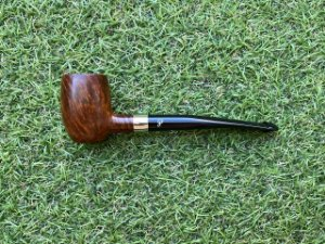 Cachimbo Peterson Barrel Smooth P-Lip - Flamme