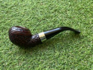 Cachimbo Peterson's 999 Donegal Rocky - Fishtail