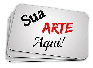 Mouse Pad Retangular Personalizado Com Sua Arte Logo Imagem Estampa