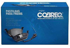 Pastilha Freio Dianteira Cobreq Chevrolet Meriva/Zafira 2010 a 2012 - N375
