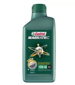 Óleo Lubrificante Motor Magnatec 10w40 A3 1 Litro Castrol - 3423498