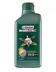 Óleo Lubrificante Motor Magnatec 10w30 1 Litro Castrol - 3377741