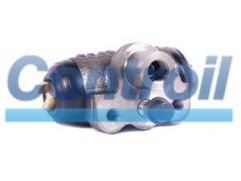 Cilindro Roda Controil Nissan Tiida 2008 Em Diante Sem Abs - C3423