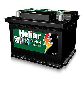 Bateria Carro 45amp Heliar Original Lado Direito - Hg45bd
