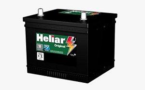 Bateria Carro 45amp Heliar Original Lado Esquerdo - Hg45je