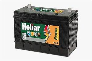 Bateria Caminhão 100amp Heliar Frota Superfree Lado Esquerdo - Rtp100le