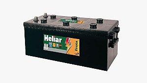 Bateria Caminhão 150amp Heliar Frota Superfree Lado Direito - Rtv150td