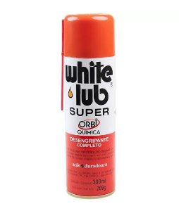 Desengripante Spray White Lub Super 300 Ml Orbi - 0146