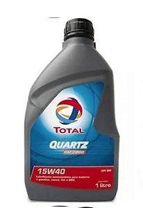 Oleo Lubrificante Motor 15w40 Quartz 7000 Api Sn 1 Litro - 206393
