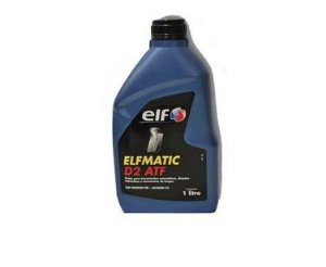 Fluido Sistema Hidraulico Elfmatic D2 Atf 1 Litro - 206335