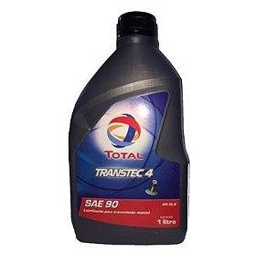 Oleo Lubrificante Cambio 90w Transtec 1 Litro Mineral - 208496