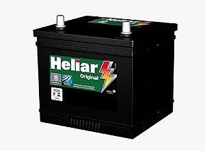 Bateria Carro 40amp Heliar Original Lado Direito - Hg40fd