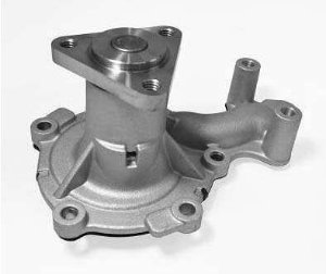 Bomba Agua Indisa Ford Ka 1.0 12v 3cc 2015 Em Diante