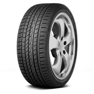 Pneu Continental Aro 19 255/50r19 103w Fr Ml Crosscontact Uhp Mo - 03548790000