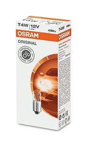 Lâmpada Osram Metal T4w 12v Ba9s - 3893