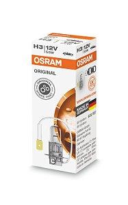 Lâmpada Osram Halogena H3 12v - 64151std
