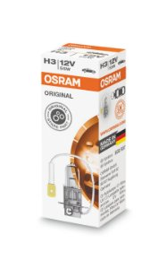 Lâmpada Osram Night Breaker H3 12v - 64151nb