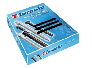 Parafuso Cabecote Taranto Ford Focus 2.0 16v Gas 00/05 - B320300