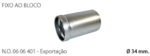 Tubo Refrigeracao Motor Valclei Chevrolet S10 2.2/2.4 95/ - Vc403