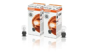 Lâmpada Osram Metal P27/7w 12v W2.5x16q - 3157
