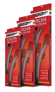 Calha Chuva Marcon Fiat Linea 08/ 4 Portas - Fi121