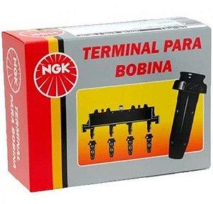 Terminal Bobina Ignição Marelli Peugeot 206 Sw 1.4 8v 05/06 - Tbp01