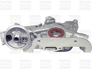 Bomba Oleo Schadek Chevrolet Astra/vectra/zafira 1999 a 2005 - 10173