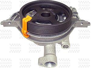 Bomba Oleo Schadek Ford Focus Zetec Rocam 1.6 2003 a 2009 - 10210a