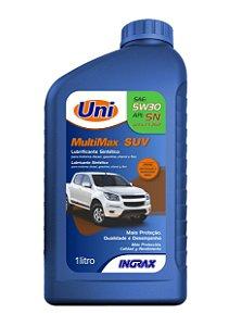 Oleo Lubrificante Motor Ingrax 5w30 Multimax Suv  1l - 10205