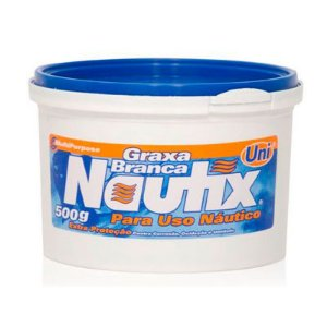 Graxa Branca Nautica Ingrax Nautix 500g - 16705