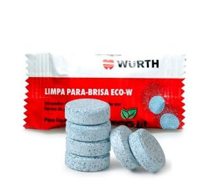 Pastilha Limpa Para-brisa Wurth Eco-w 5g - 892333001