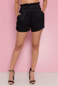 SHORT VISCOSE GIGI PRETO