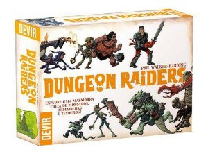 Dungeon Raiders 2ª Edição