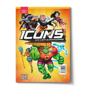 Icons Assembled - Livro Básico