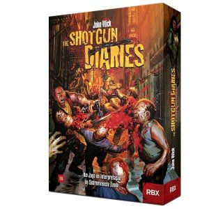 The Shotgun Diaries - Edição Definitiva