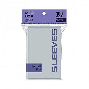 Sleeves Redbox: EURO 59 x 92 mm