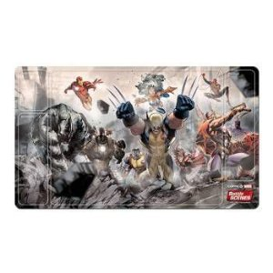 Playmat - Battle Scenes