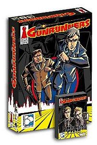 Gunrunners + Expansão Homens de Preto